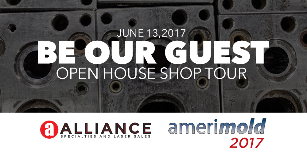 Amerimold Alliance Shop Tour