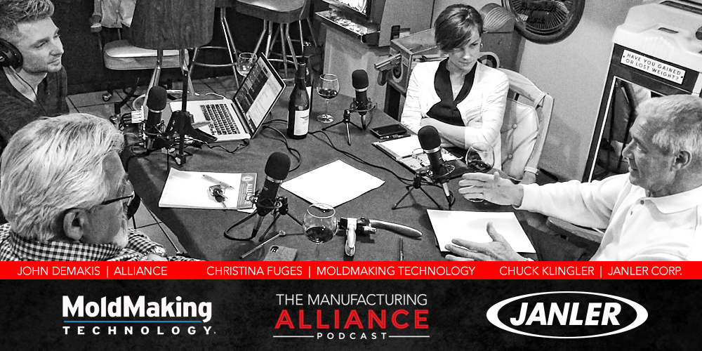 The Manufacturing Alliance : The Good Ol' Days with Chuck Klingler of Janler Corp.