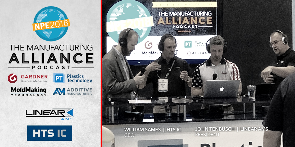 The Manufacturing Alliance NPE2018 : Additive Manufacturing Ins and Outs