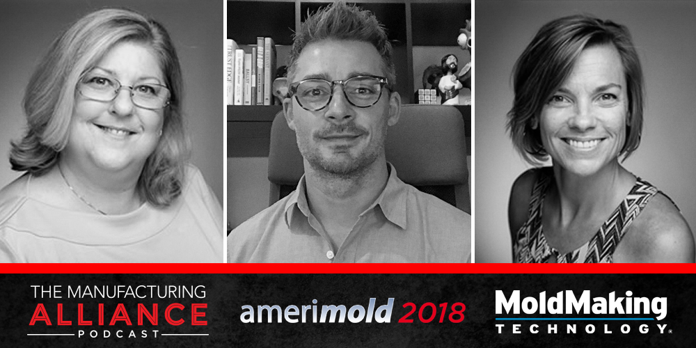 The Manufacturing Alliance: Amerimold2018 LIVE! The Wrap Up Show