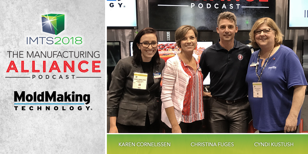 The Manufacturing Alliance IMTS2018: The Recap Show with MoldMaking Technology