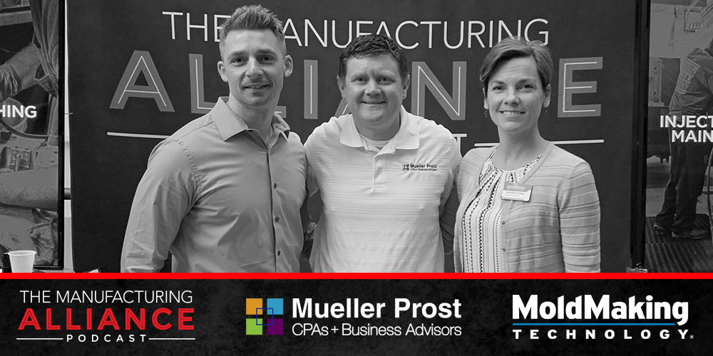 The Manufacturing Alliance: Mold Making Technology presents Michael Devereux of Mueller Prost