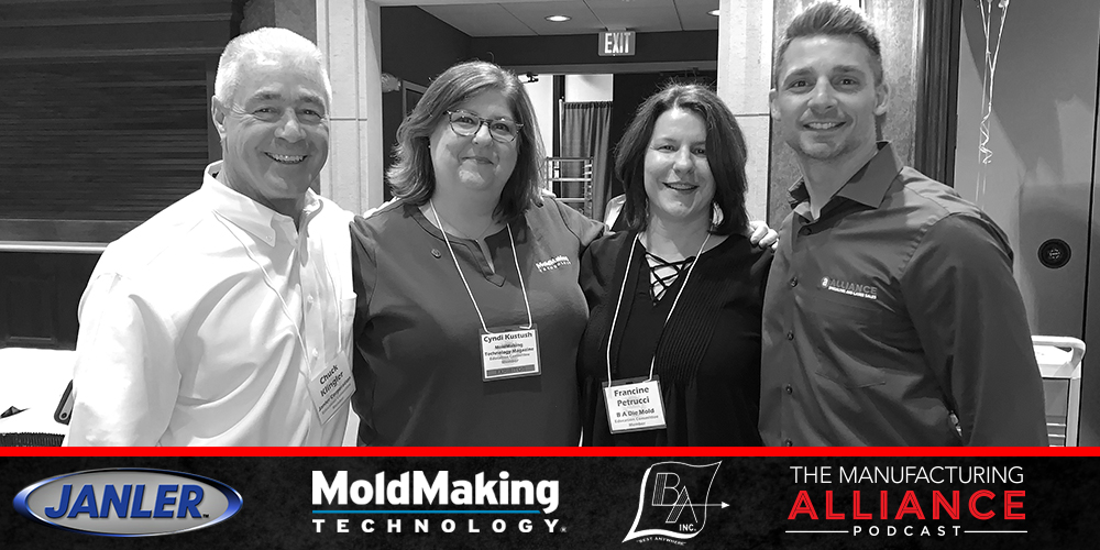 The Manufacturing Alliance Podcast: MoldMaking Technology Presents the AMBA Education Committee