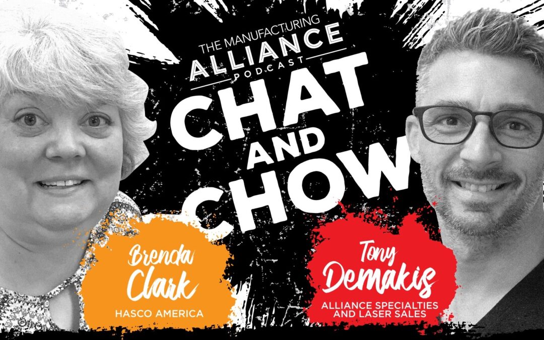 The Manufacturing Alliance Podcast Presents: Brenda Clark | HASCO America