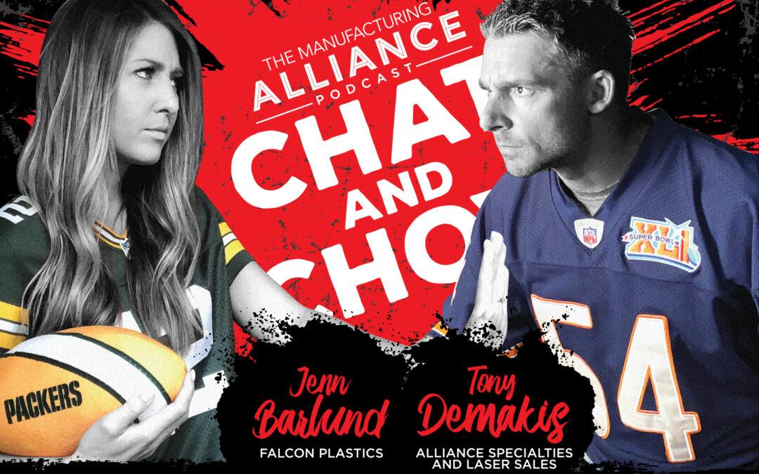 The Manufacturing Alliance Podcast Presents: Jenn Barlund | President at Falcon Plastics